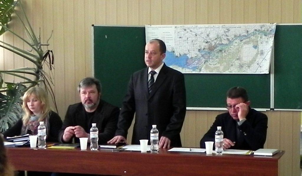 """Парк """"Нижньодніпровський"""": Відкрите звернення до керівництва Херсонської ОДА"""